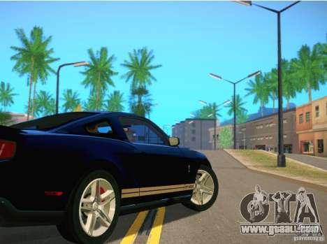 ENBSeries for SA-MP for GTA San Andreas forth screenshot