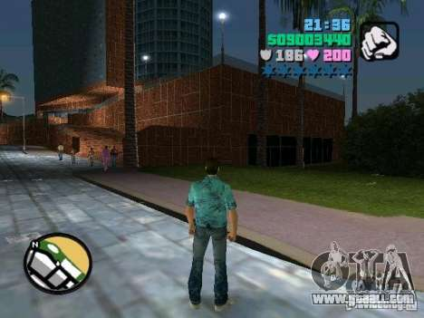 New Hotel for GTA Vice City third screenshot