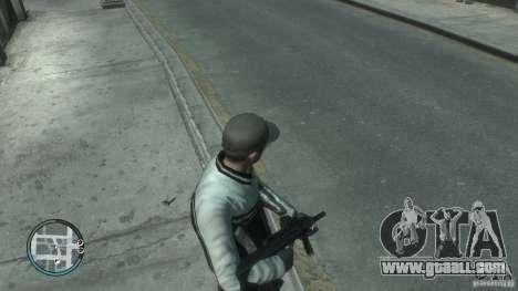 AUG-A3 for GTA 4 second screenshot