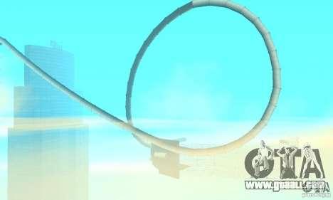 Airport Stunt for GTA San Andreas third screenshot