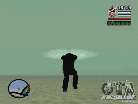 ENBSeries for GForce FX 5200 for GTA San Andreas fifth screenshot