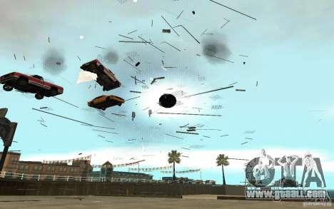 Black hole for GTA San Andreas eighth screenshot