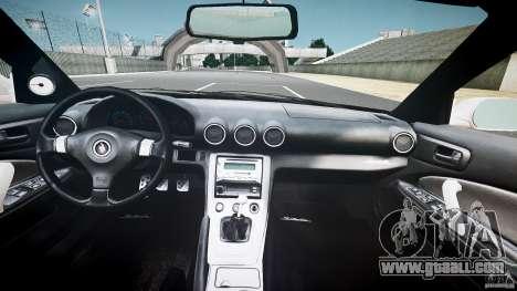 Nissan Silvia S15 Drift v1.1 for GTA 4 bottom view