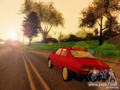 Dacia 1310 L Sport for GTA San Andreas left view