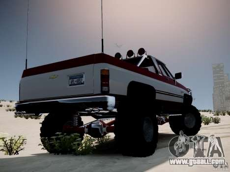 Rancher XL 3.0 for GTA 4 left view
