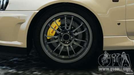 Nissan Skyline GT-R R34 2002 v1.0 for GTA 4 interior