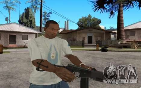 SR3M for GTA San Andreas fifth screenshot