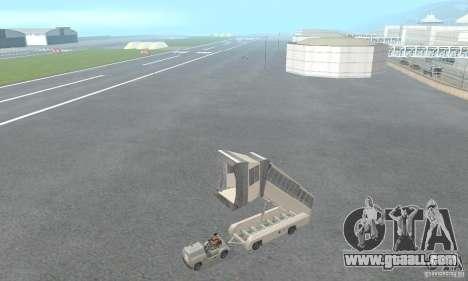 Airport Vehicle for GTA San Andreas sixth screenshot