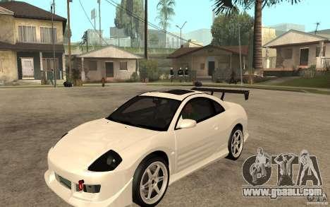 Mitsubishi Eclipse 2003 V1.5 for GTA San Andreas