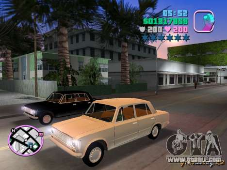 VAZ 2101 for GTA Vice City