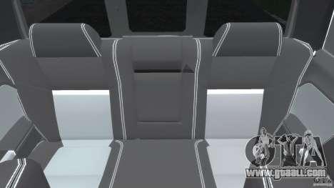 Dodge Ram 3500 2010 Monster Bigfut for GTA 4 bottom view