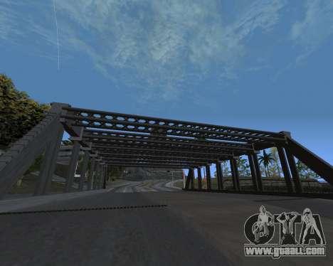 Bridge in LS for GTA San Andreas second screenshot