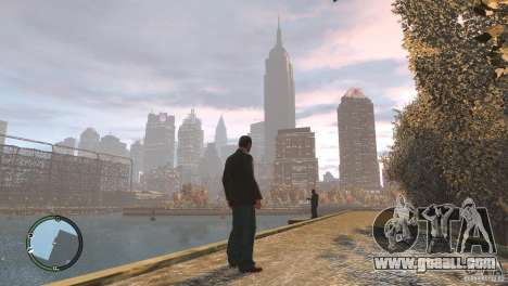 Realistic graphics for GTA 4 second screenshot