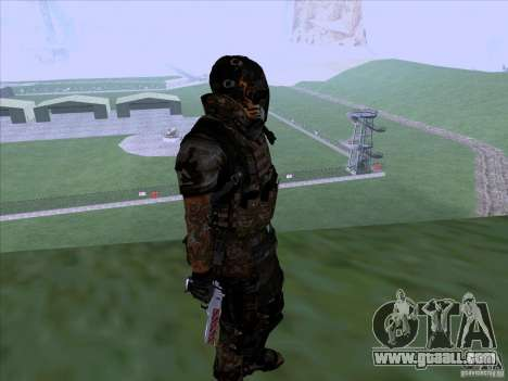 Elliot Salem for GTA San Andreas second screenshot