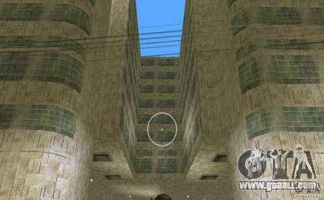 New Downtown: Hospital and scyscrap for GTA Vice City sixth screenshot