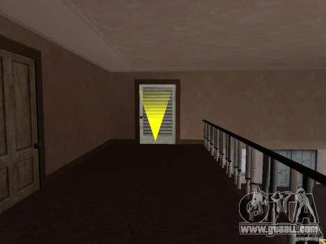 Secret apartment for GTA San Andreas fifth screenshot