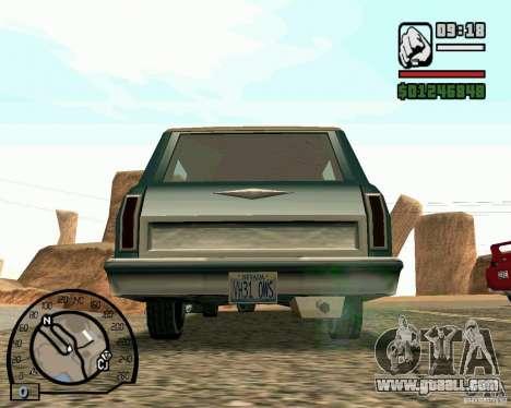 IV High Quality Lights Mod v2.2 for GTA San Andreas sixth screenshot