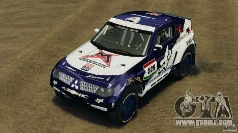 Mitsubishi Montero EVO MPR11 2005 v1.0 [EPM] for GTA 4