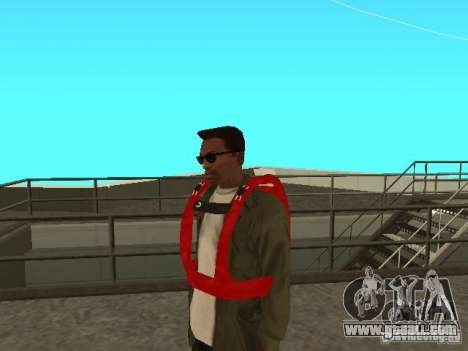 Parachute from TBOGT for GTA San Andreas second screenshot