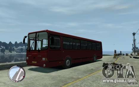 LIAZ 5256 for GTA 4