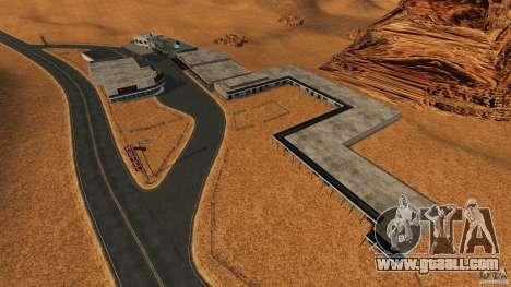 Red Dead Desert 2012 for GTA 4 fifth screenshot