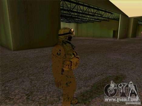 American Morpeh for GTA San Andreas forth screenshot