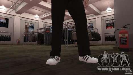 Adidas Superstar 80s for GTA 4 second screenshot