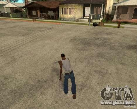 Wolverine mod v1 (Scooby-Doo) for GTA San Andreas ninth screenshot