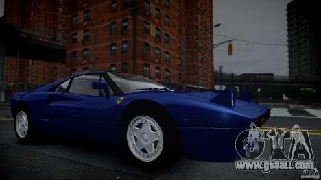 Ferrari 288 GTO EPM for GTA 4 side view