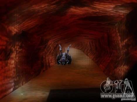 Dragon for GTA San Andreas third screenshot