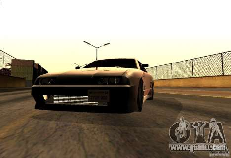 ELEGY TUNING MOD for GTA San Andreas