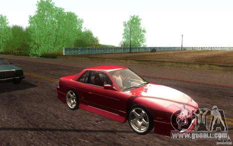 Nissan Silvia S13 Onevia for GTA San Andreas side view