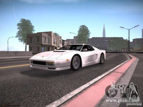 LiberrtySun Graphics ENB v2.0 for GTA San Andreas eighth screenshot
