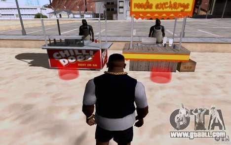 Reality Beach v2 for GTA San Andreas ninth screenshot