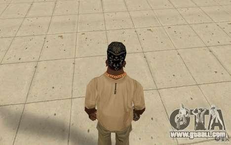 Bandana D12 for GTA San Andreas second screenshot