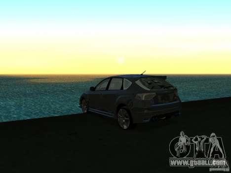 GFX Mod for GTA San Andreas sixth screenshot