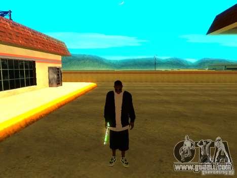 New thick Ballas for GTA San Andreas fifth screenshot