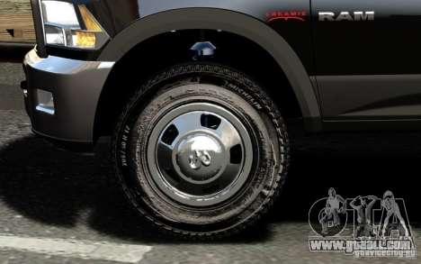 Dodge Ram 3500 Stock Final for GTA 4 bottom view