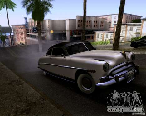 Hudson Hornet 1952 for GTA San Andreas