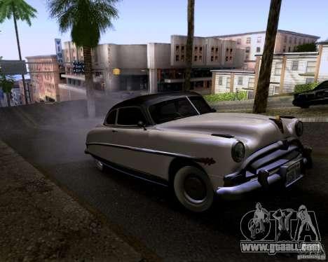 Hudson Hornet 1952 for GTA San Andreas