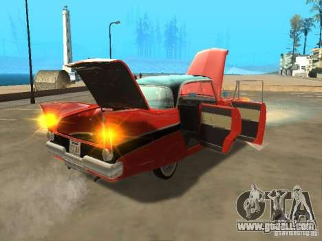Plymouth Belvedere Sport sedan for GTA San Andreas right view