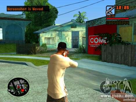 GTA IV Animation in San Andreas for GTA San Andreas eighth screenshot