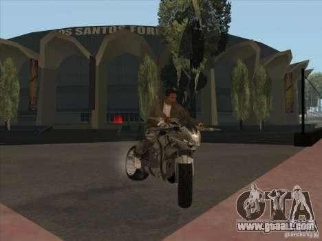 TLaD Double T Custom for GTA San Andreas