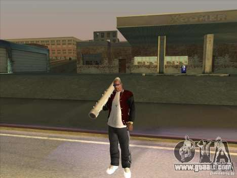 M72 LAW-Bazooka for GTA San Andreas third screenshot