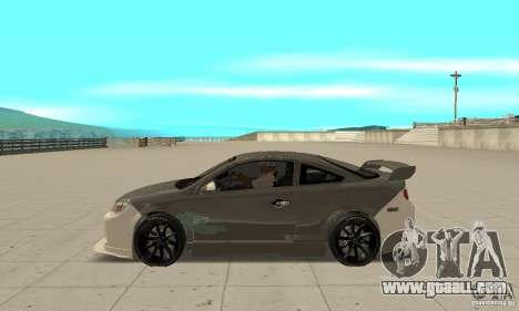 Chevrolet Cobalt SS NFS ProStreet for GTA San Andreas left view