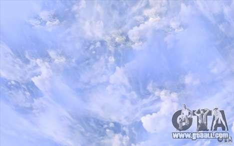 Real Sky Efects for GTA San Andreas forth screenshot