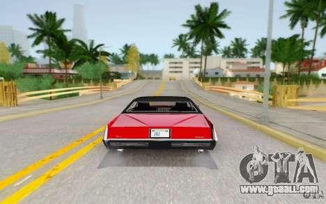 Manana from GTA 4 for GTA San Andreas right view