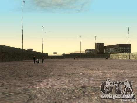 The realistic school bikers v1.0 for GTA San Andreas seventh screenshot