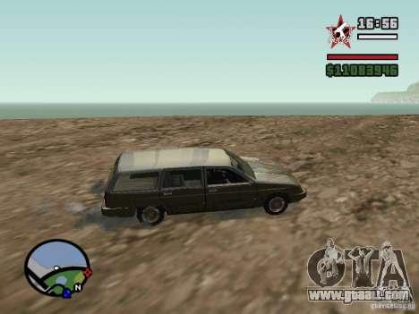 ENBSeries for GForce 5200 FX v2.0 for GTA San Andreas second screenshot