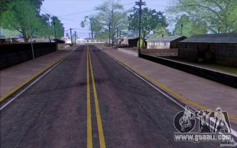 Countryside HQ for GTA San Andreas third screenshot